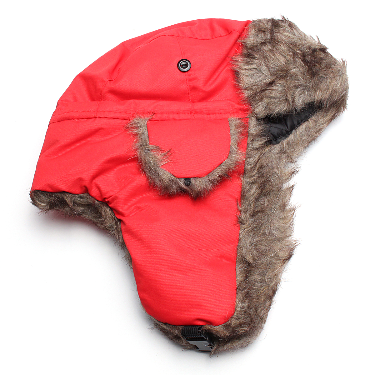 Unisexe-Chapeau-Bonnet-Russe-Chapka-Fourrure-Cache-Oreille-Masque-Hiver-Chaud