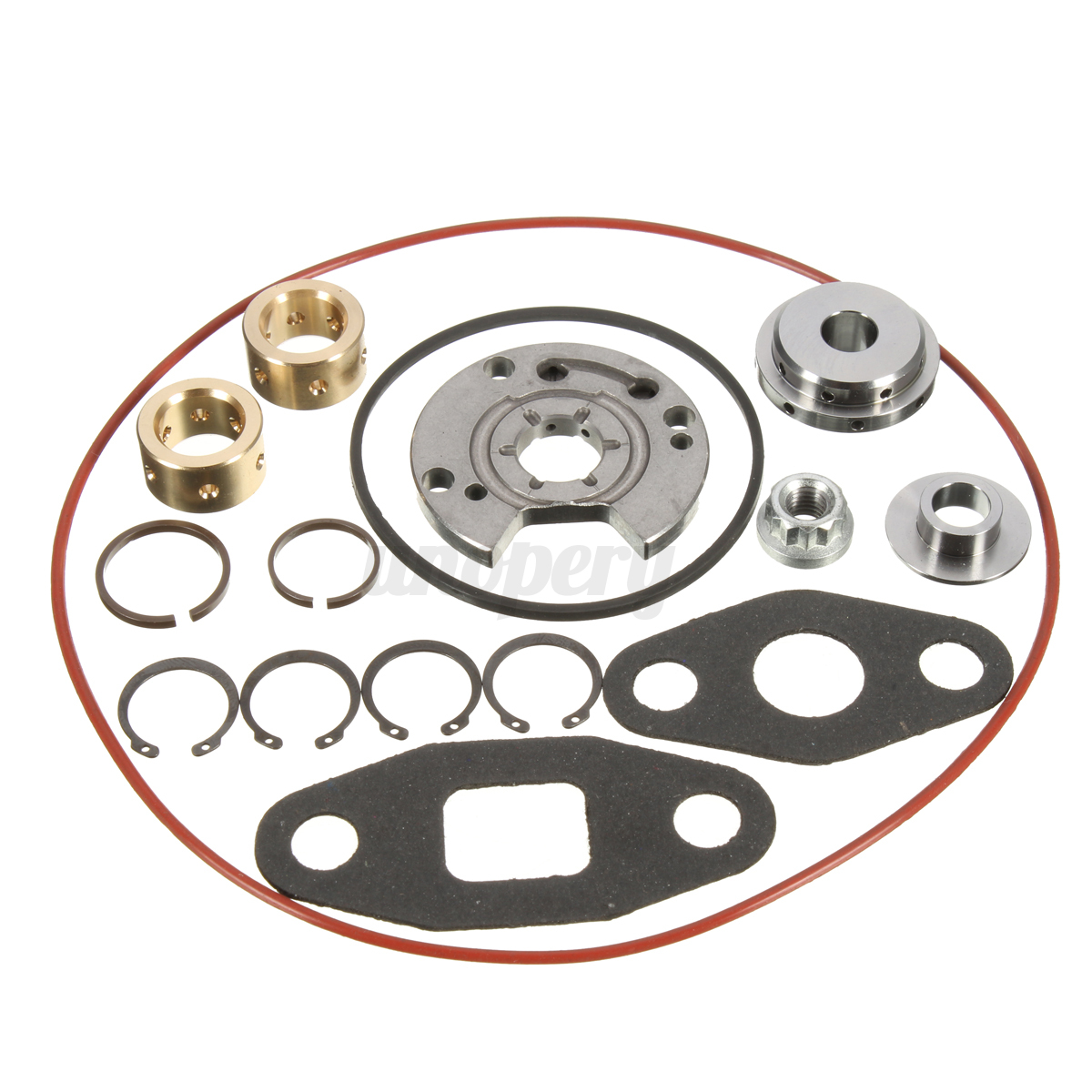 Garrett Turbocharger Rebuild Kits: TURBO TURBOCHARGER REBUILD REPAIR SERVICE KIT FOR GARRETT