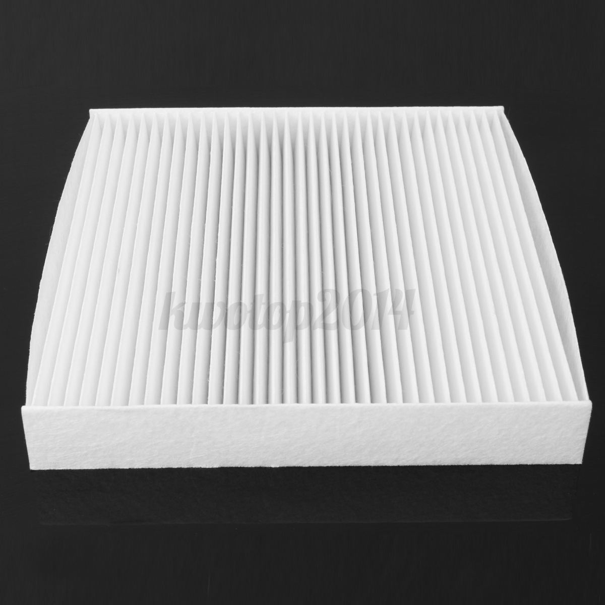 white fiber cabin air filter for toyota camry rav4 2006. Black Bedroom Furniture Sets. Home Design Ideas