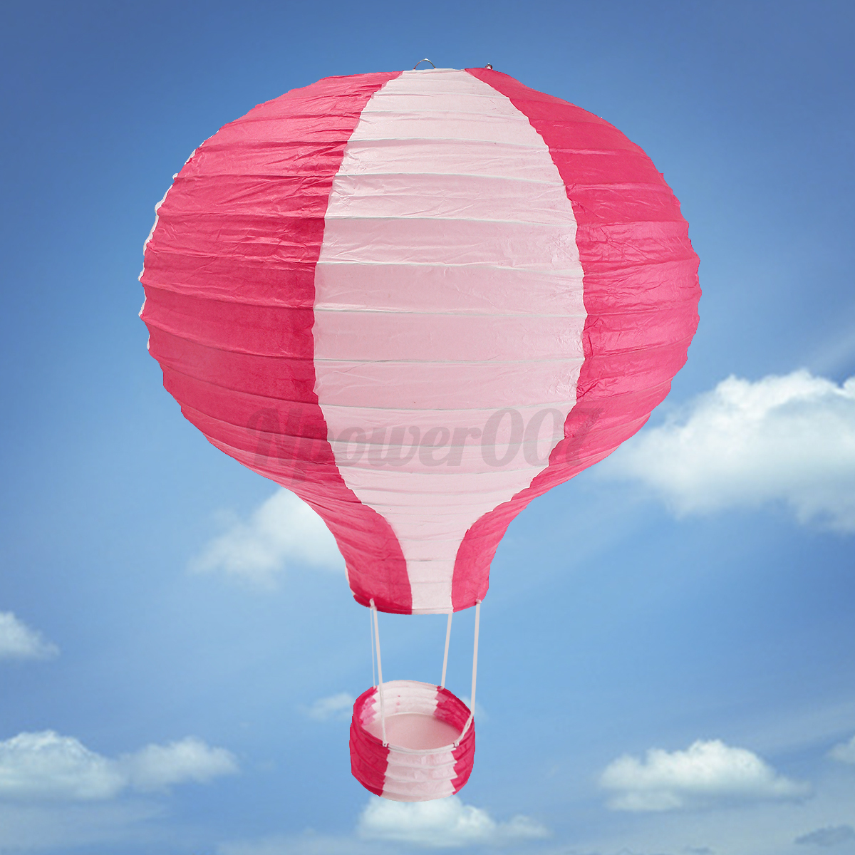 12\'\' Hot Air Balloon Paper Lantern Lampshade Light Wedding Birthday ...