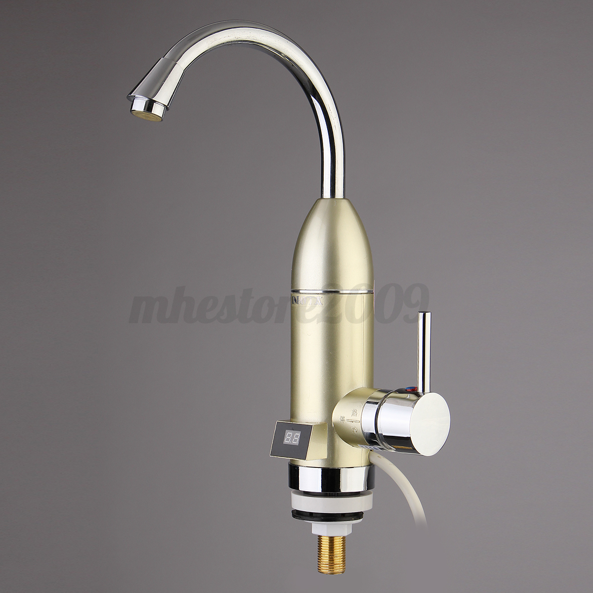 Kitchen Faucets Ebay 220v Digital Led Display Instant Electric Faucet Heating