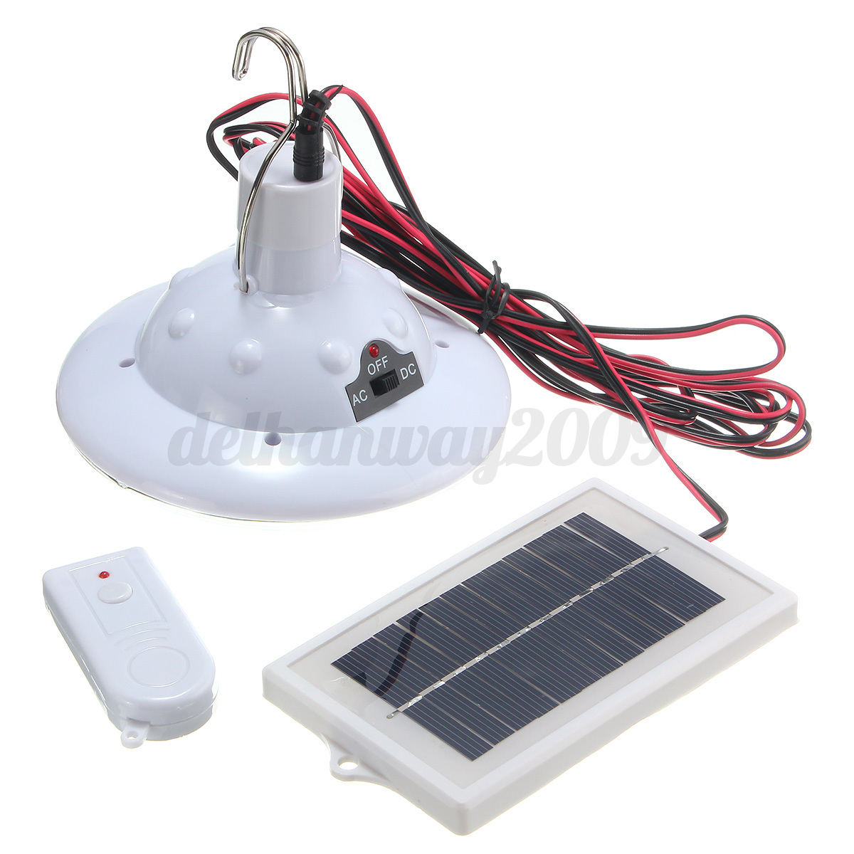 E27 Solar Battery Powered 22 Led Camping Light Outdoor: 22 LED Solar Powered Yard Outdoor Tent Light Camping Lamp
