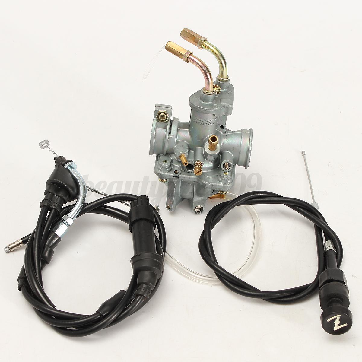 yamaha pw50 carburetor adjustment