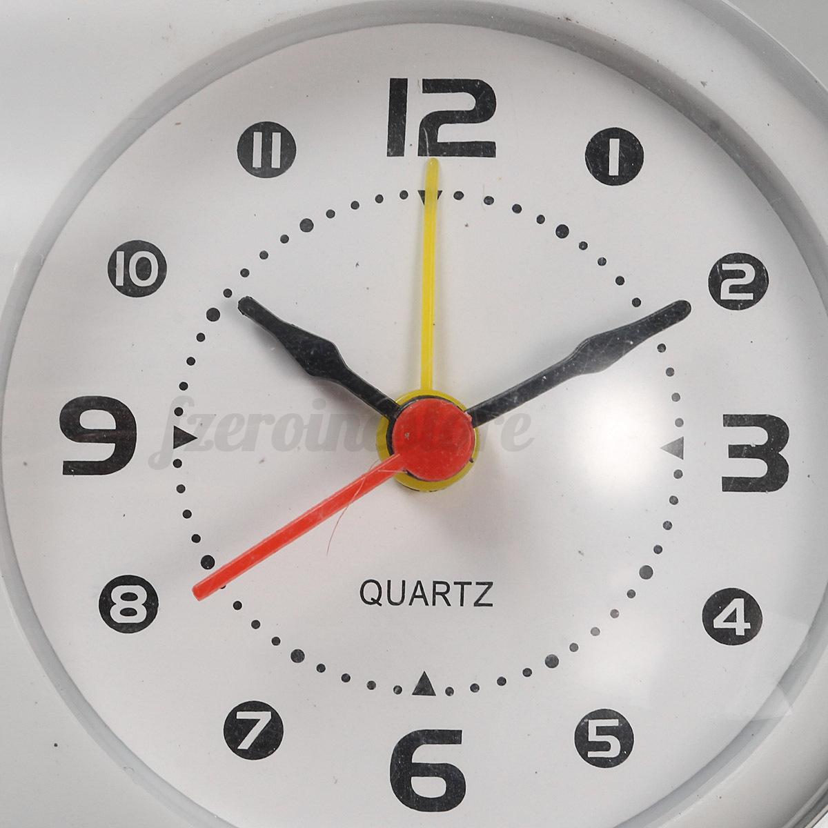 1x retro flip digital quartz desk alarm clock day date calendar t. Black Bedroom Furniture Sets. Home Design Ideas