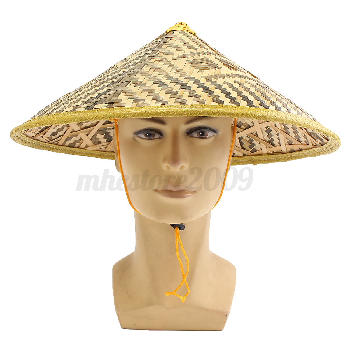 how to make a bamboo hat