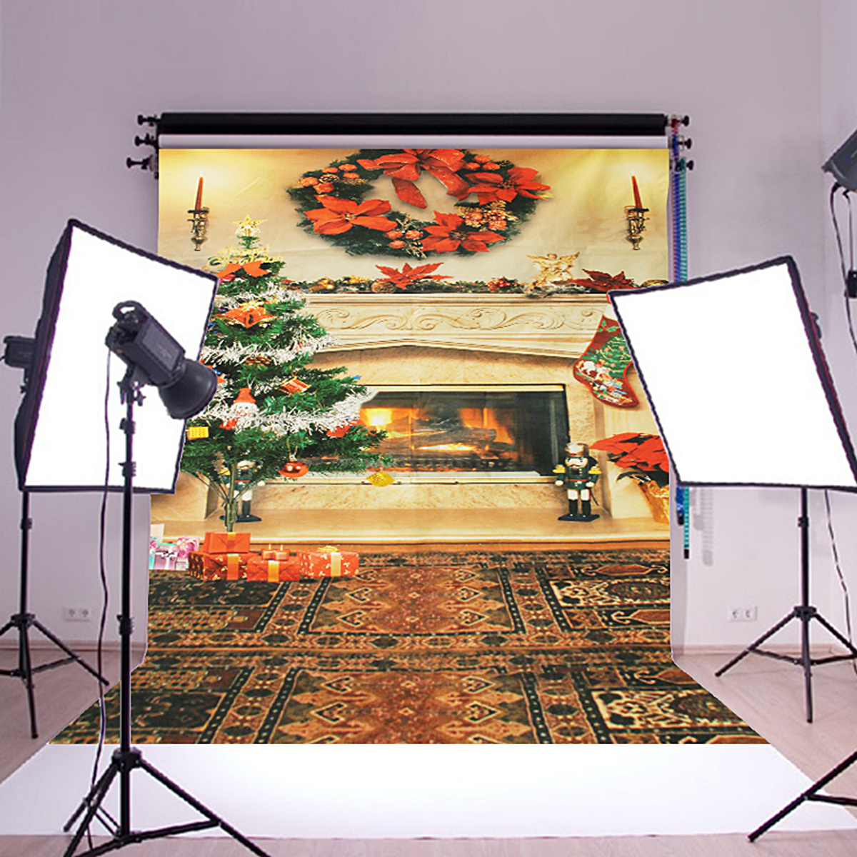 Toile de fond vinyl backdrop photographie photo studio - Toile decorative murale ...