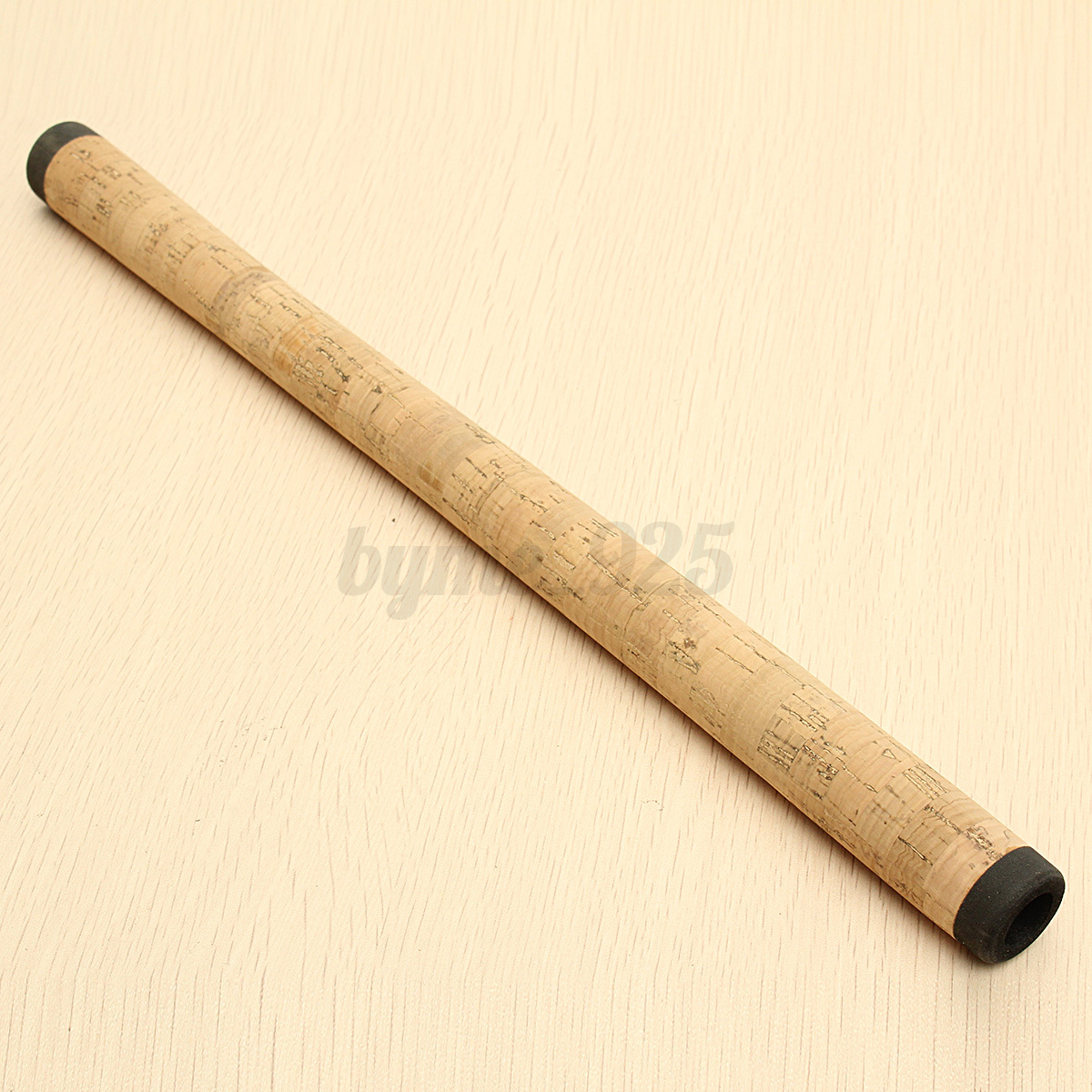390mm replacement fishing rod handle composite cork grip for Fishing reel handles replacement
