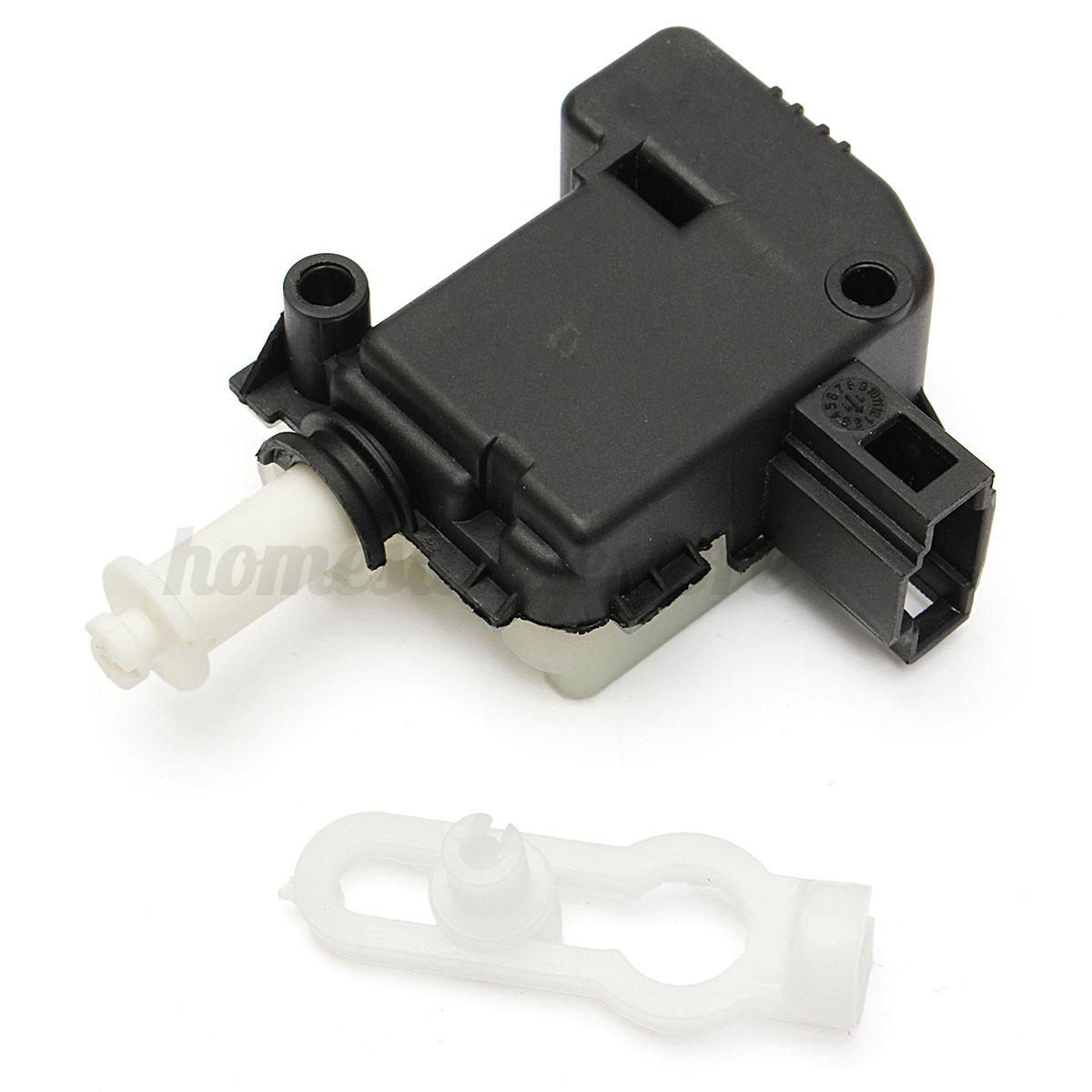 2 Pins 8E5962115B Remote Trunk Release Actuator Motor for Audi A2 A4 B6 01-05 !