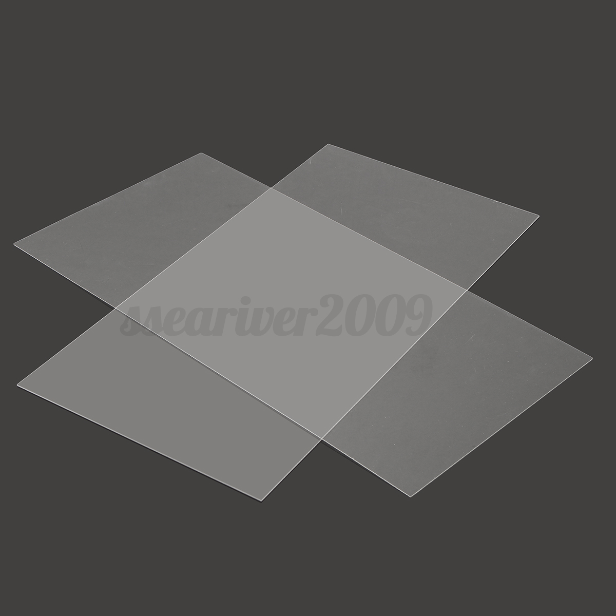 1 or 2mm transparent plastic panel clear acrylic perspex sheet cut to size diy ebay. Black Bedroom Furniture Sets. Home Design Ideas