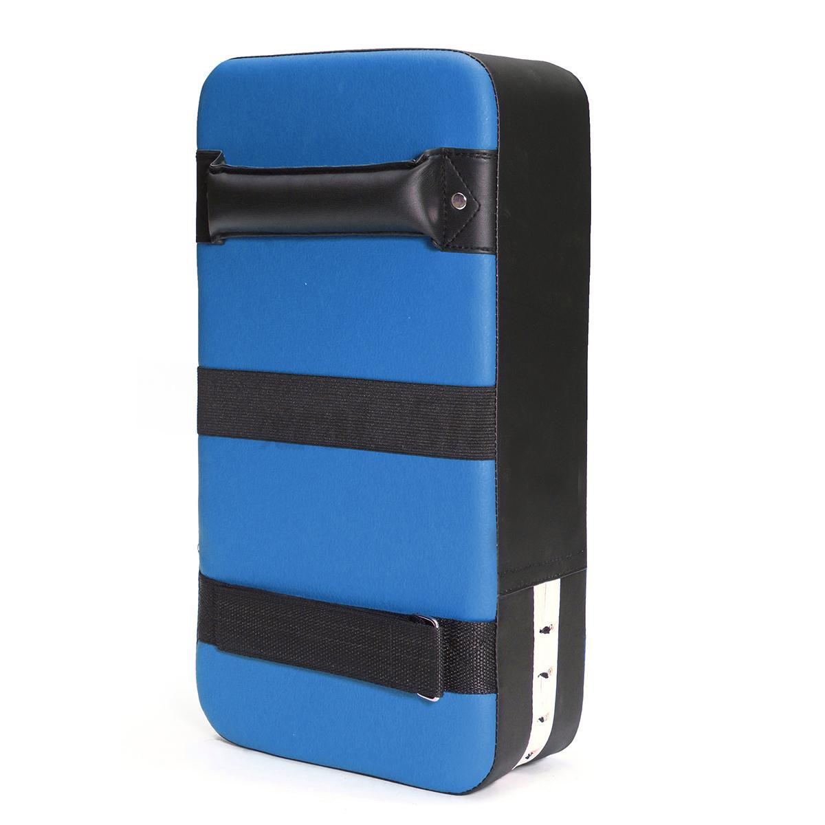 PU-Cible-Bouclier-de-Frappe-Patte-a-Boxe-Boxing-Exercice-Paos-Muay-Thai-Karate