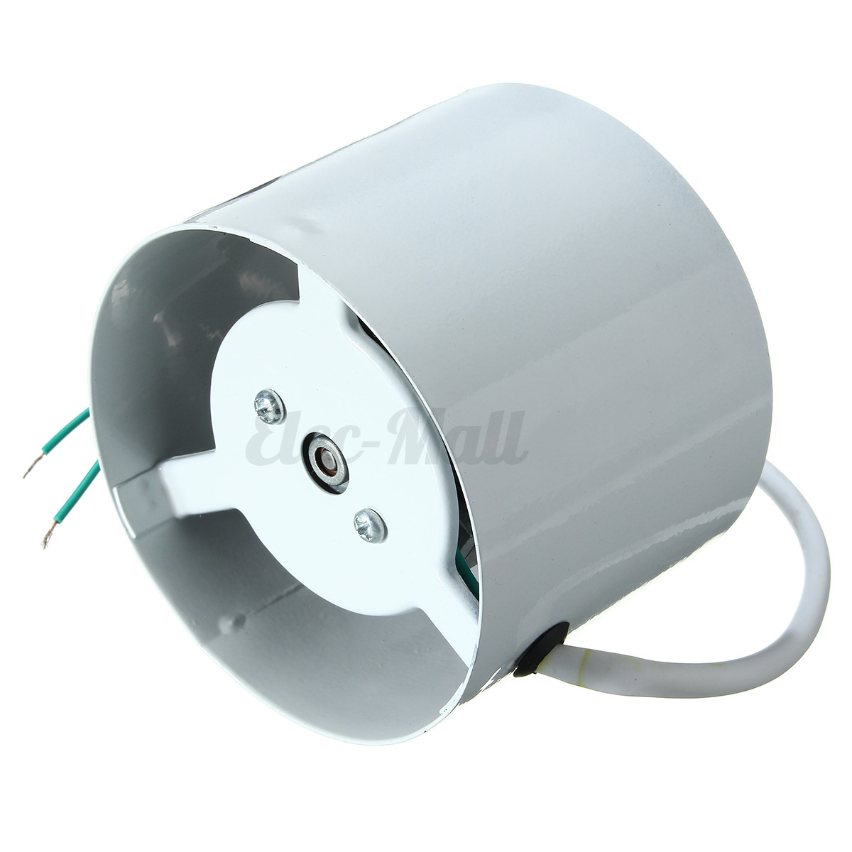 4 Quot Booster Fan Inline Duct Vent Exhaust Intake Blower Air