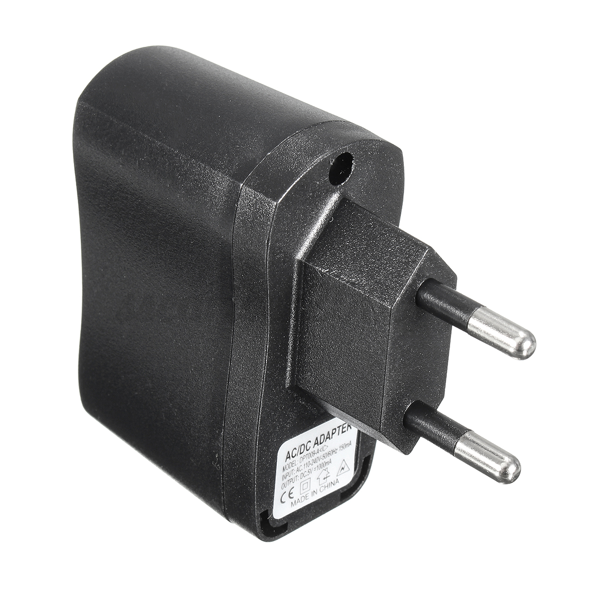 5V 1A USB Travel Wall Charger AC/DC Adapter Charging EU/US ...