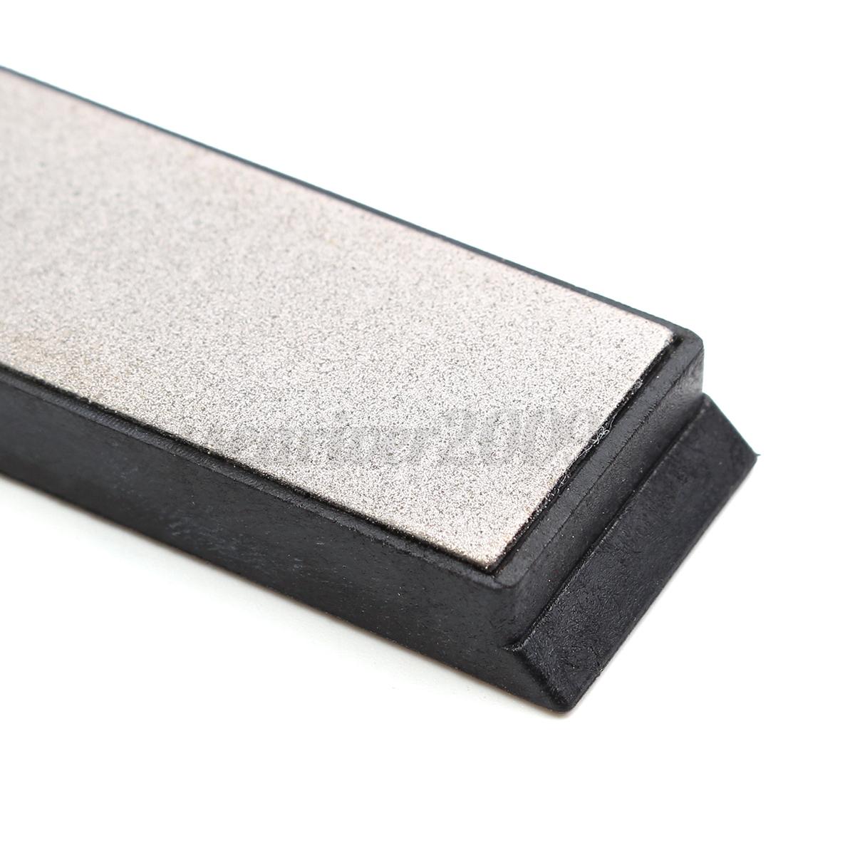 kitchen knife sharpener sharpening stone diamond whetstone edge pro various grit ebay. Black Bedroom Furniture Sets. Home Design Ideas