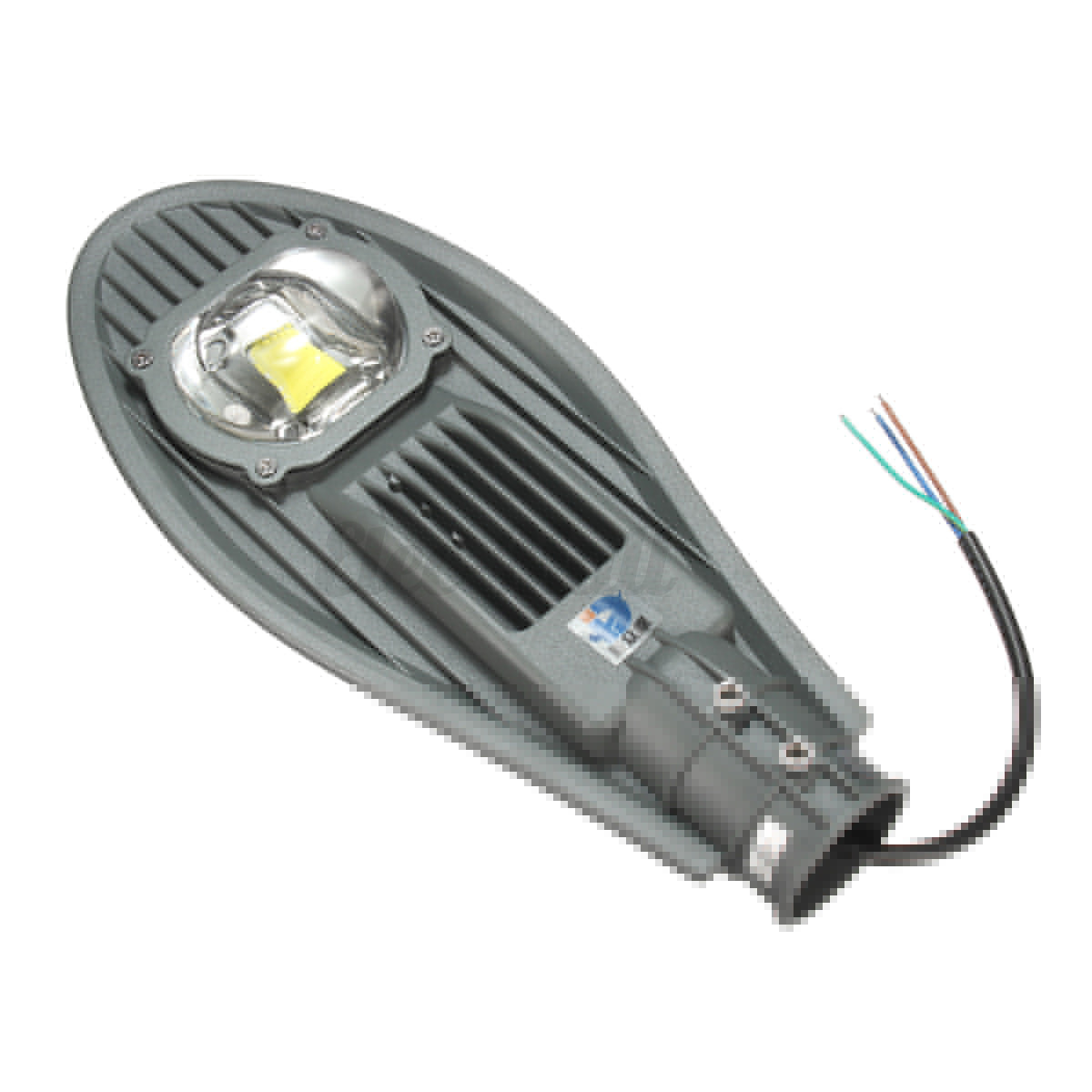 IP65 30W Warm White / White LED Street Outdoor Industrial