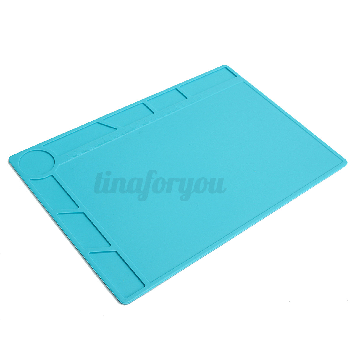 Scaffold Desk Mat : Cm heat insulation silicone pad desk mat maintenance