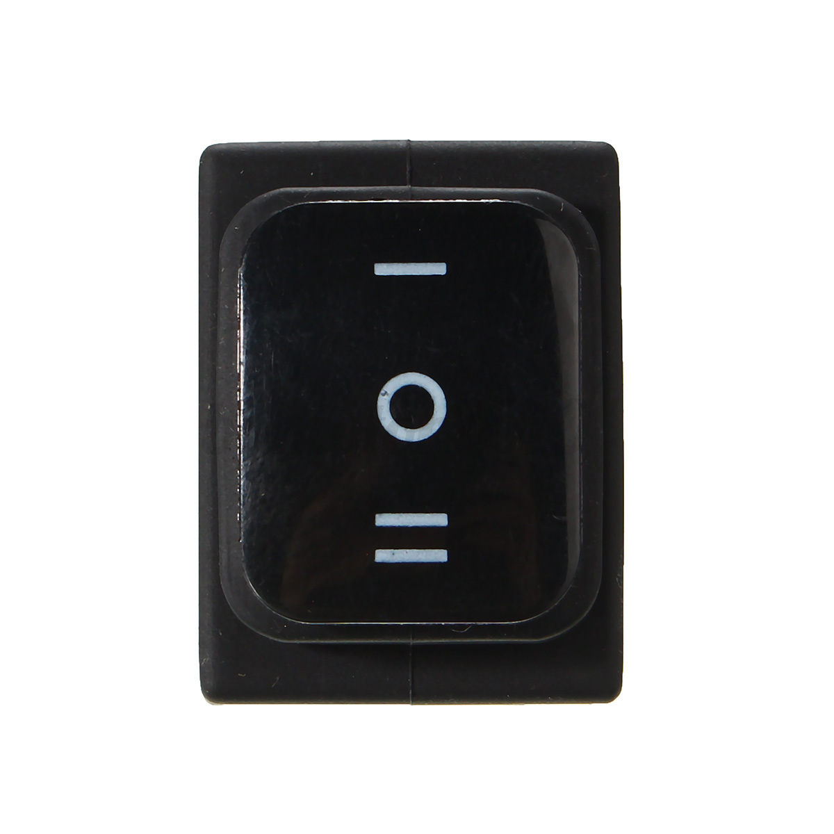 5pcs 12v Locking Waterproof Black 6 Pin Dpdt On Off Leviton Light Almond Decora Triple Rocker Wall Switch Triplex 7 Of 10
