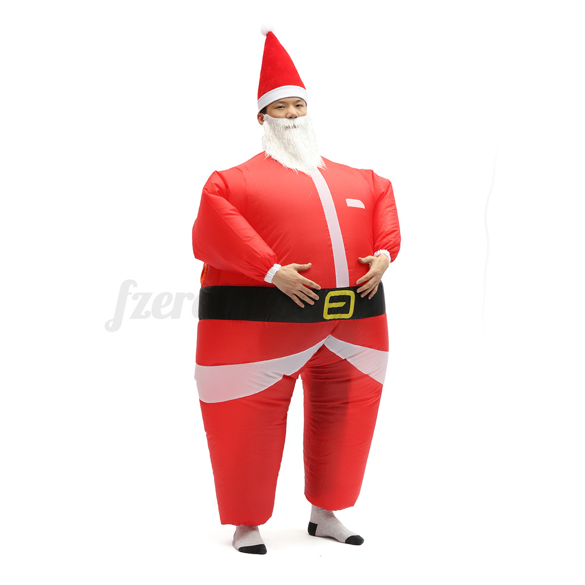 Airsuits inflatable santa father christmas fancy dress