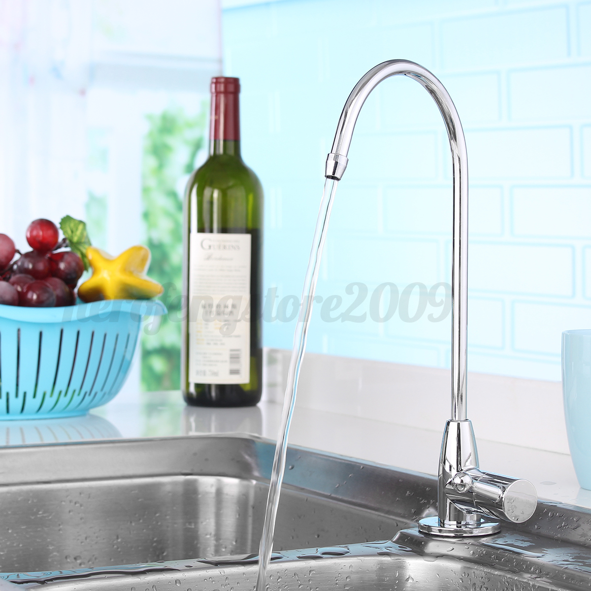 kitchen reverse osmosis system under sink purifier faucet tap drink