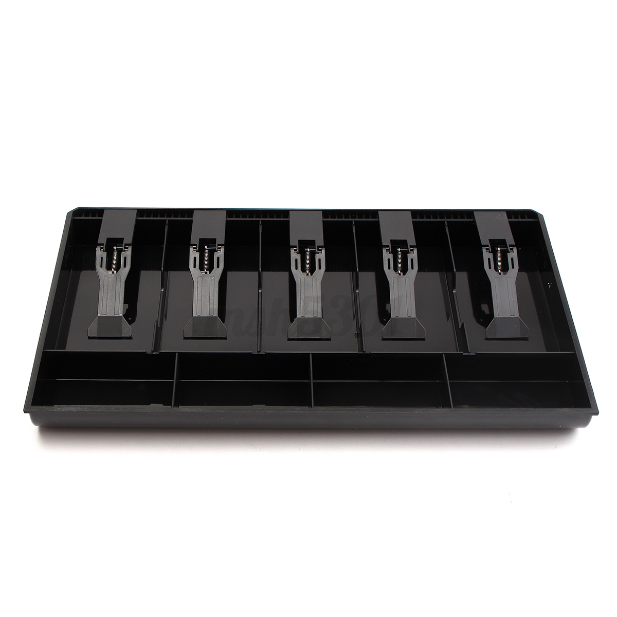 5 bills 4coins money tray store cash drawer security safe for Money storage box