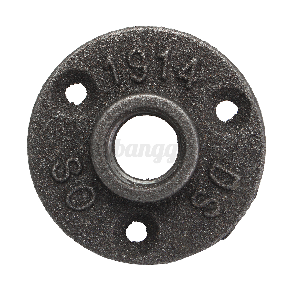 1 2 3 4 black malleable cast iron pipe fittings floor for 1 black floor flange
