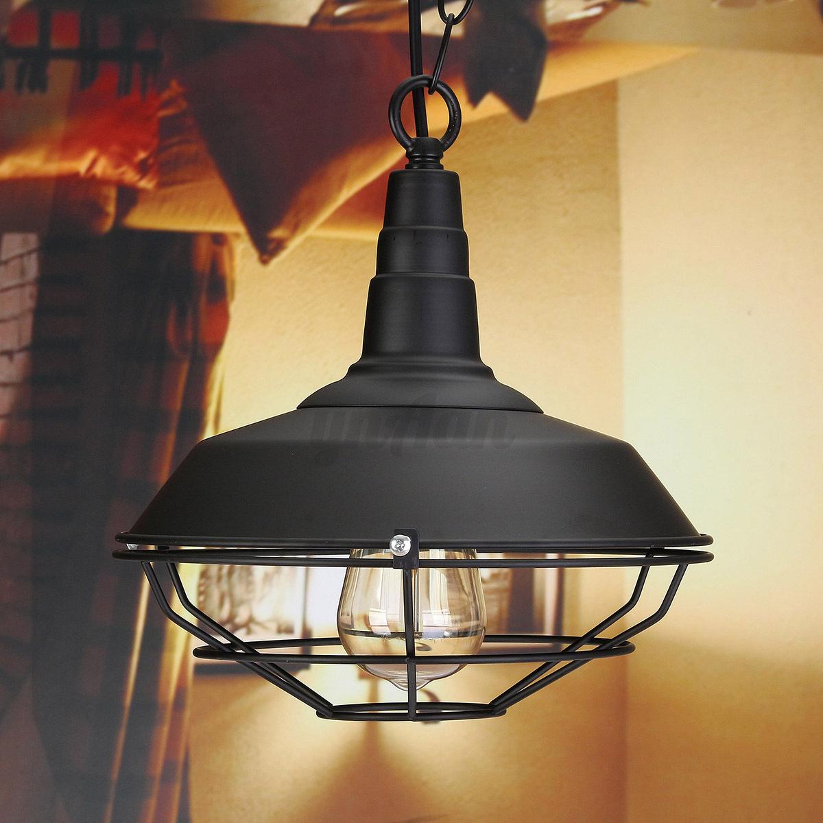 vintage r tro applique murale lampes suspension lumi re clairage lustre d cor. Black Bedroom Furniture Sets. Home Design Ideas