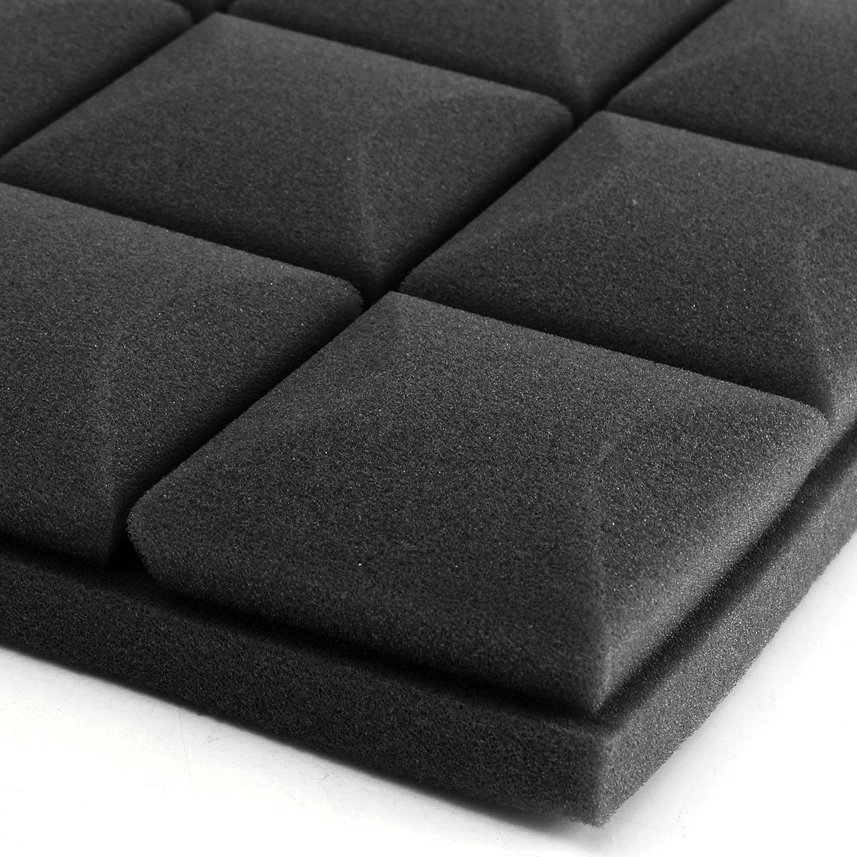 Acoustic soundproof foam sound stop absorption sponge for Soundproof foam