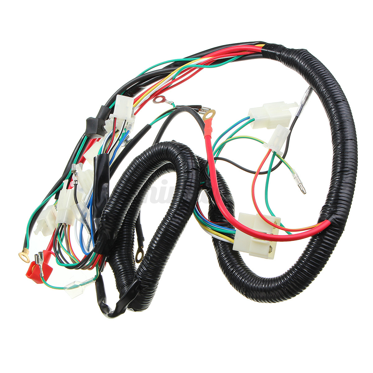 wiring harness quad electric cdi coil wire for zongshen zongshen 250cc wire  harness Zongshen 250Cc Manual Quad