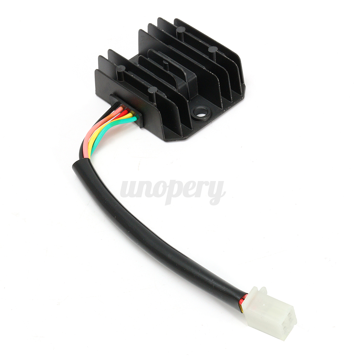 5 Wire Rectifier Wiring Electrical Diagrams 4 Atv Voltage Regulator Diagram Wires For Motorcycle 50cc 125cc Chinese Quad 6 Volt