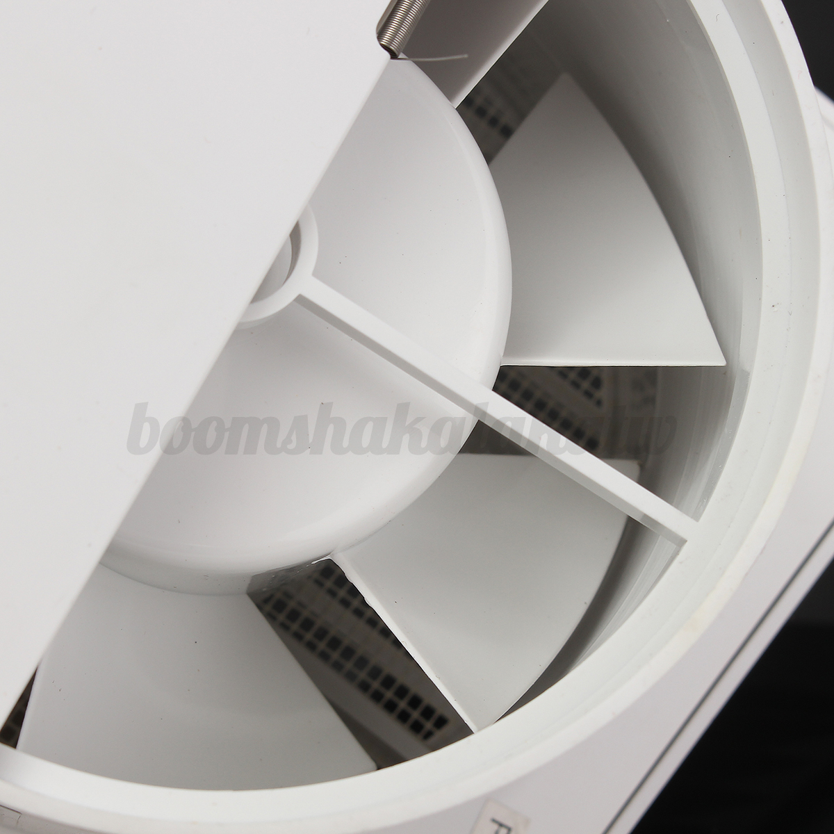 Bathroom Extractor Window Fan : Quot waterproof mute wall extractor exhaust fan window for