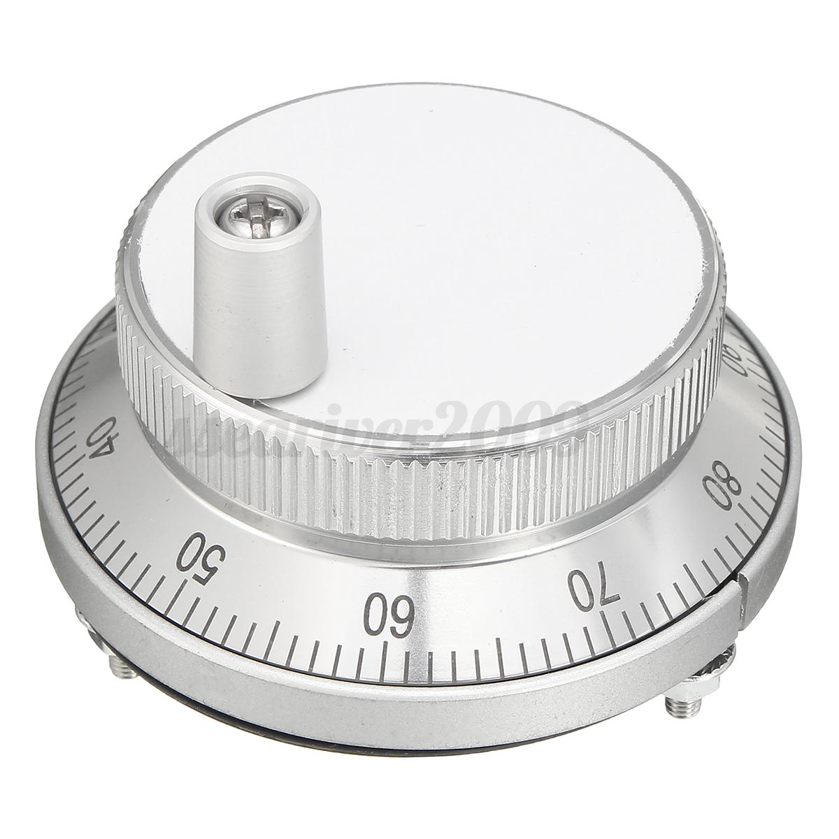 100ppr 6 Terminal Eletronic Hand Wheel Manual Pulse Encoder Haas Wiring Diagram Detail Image