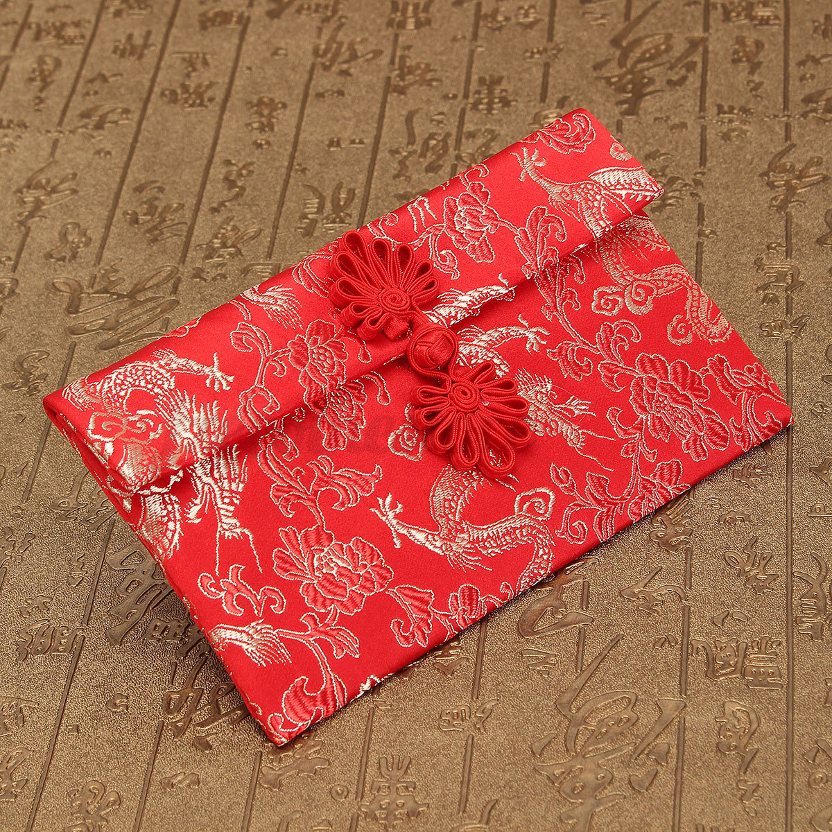 6pcs Chinese Lucky Money Red Packet Envelopes Wedding