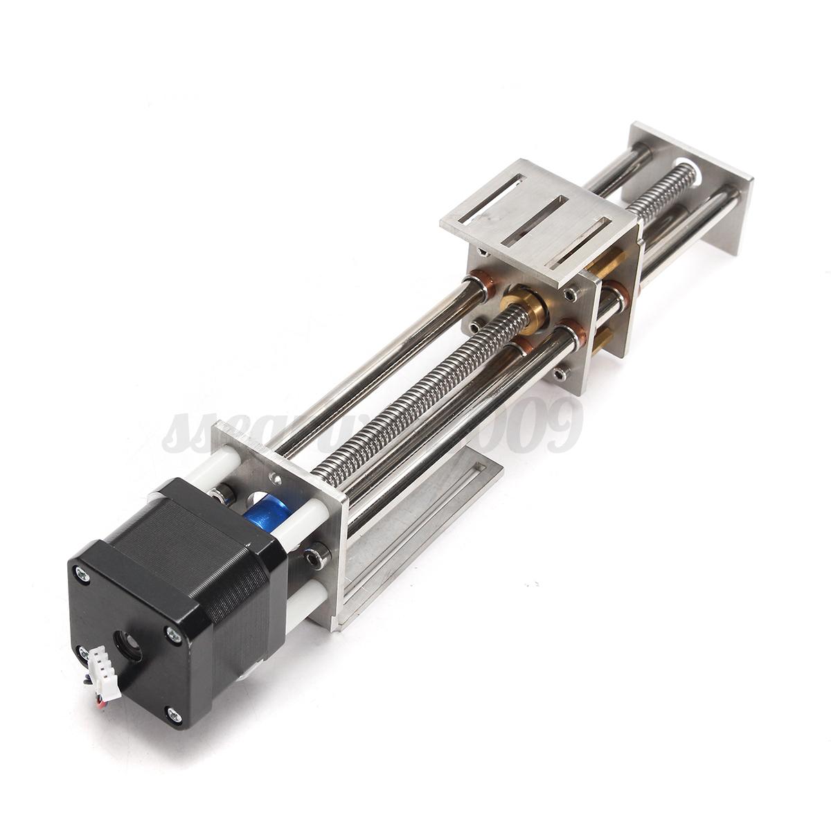 150mm Slide Stroke Cnc Z Axis Linear Motion Stepper Motor