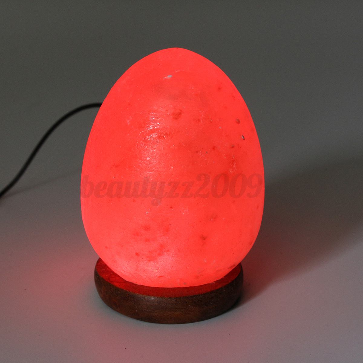 7 Color Change LED Himalayan Salt Lamp Crystal Rock Air Purifier USB Night Light eBay