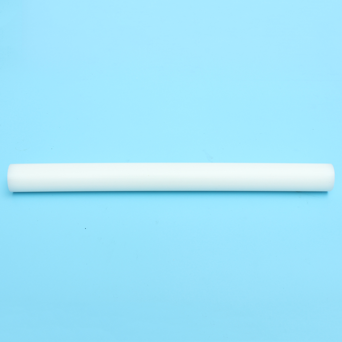 5.25 diameter by 12.25 High density Polyethylene bar White HDPE Plastic Rod