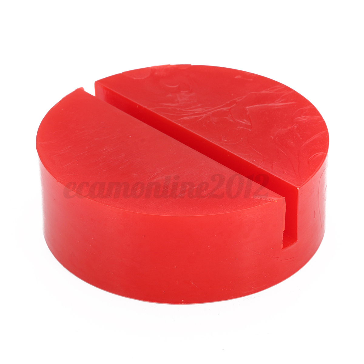 Universal Product Jack : Universal floor jack disk pad adapter for pinch weld side