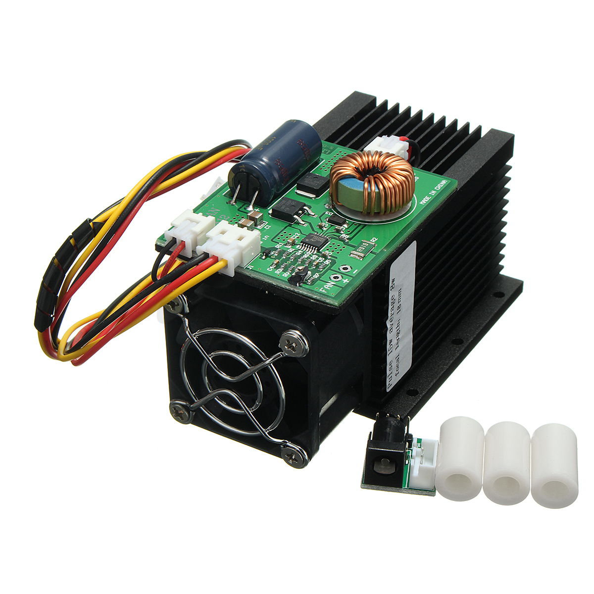 Focusable High Power 15w Blue Laser Head Diode Engraving