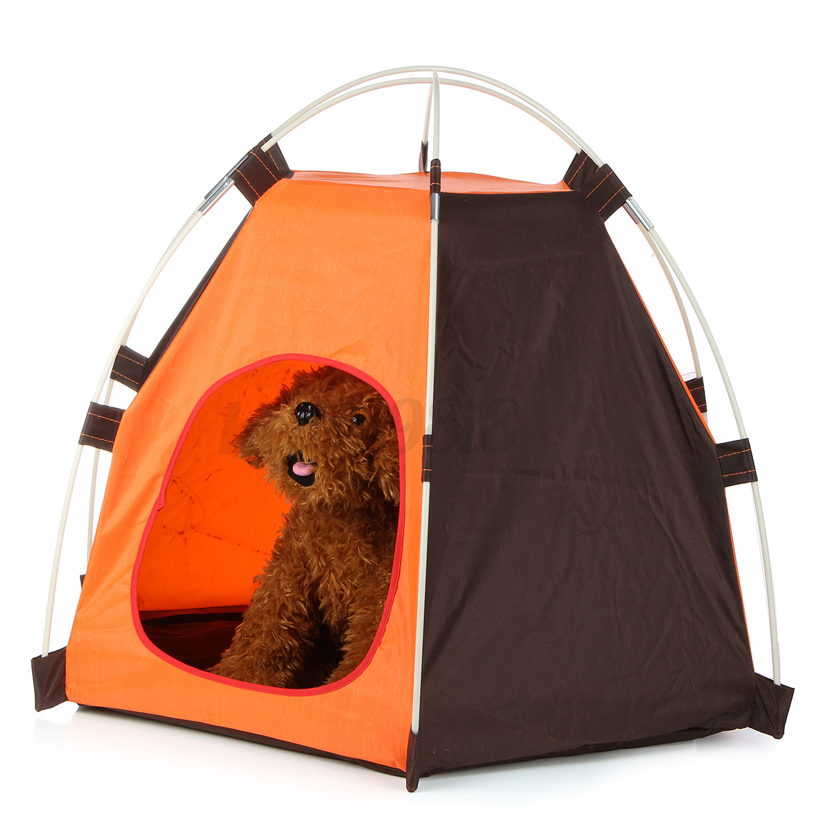 washable folding outdoor home pet play house cat dog soft bed puppy kennel tent ebay. Black Bedroom Furniture Sets. Home Design Ideas