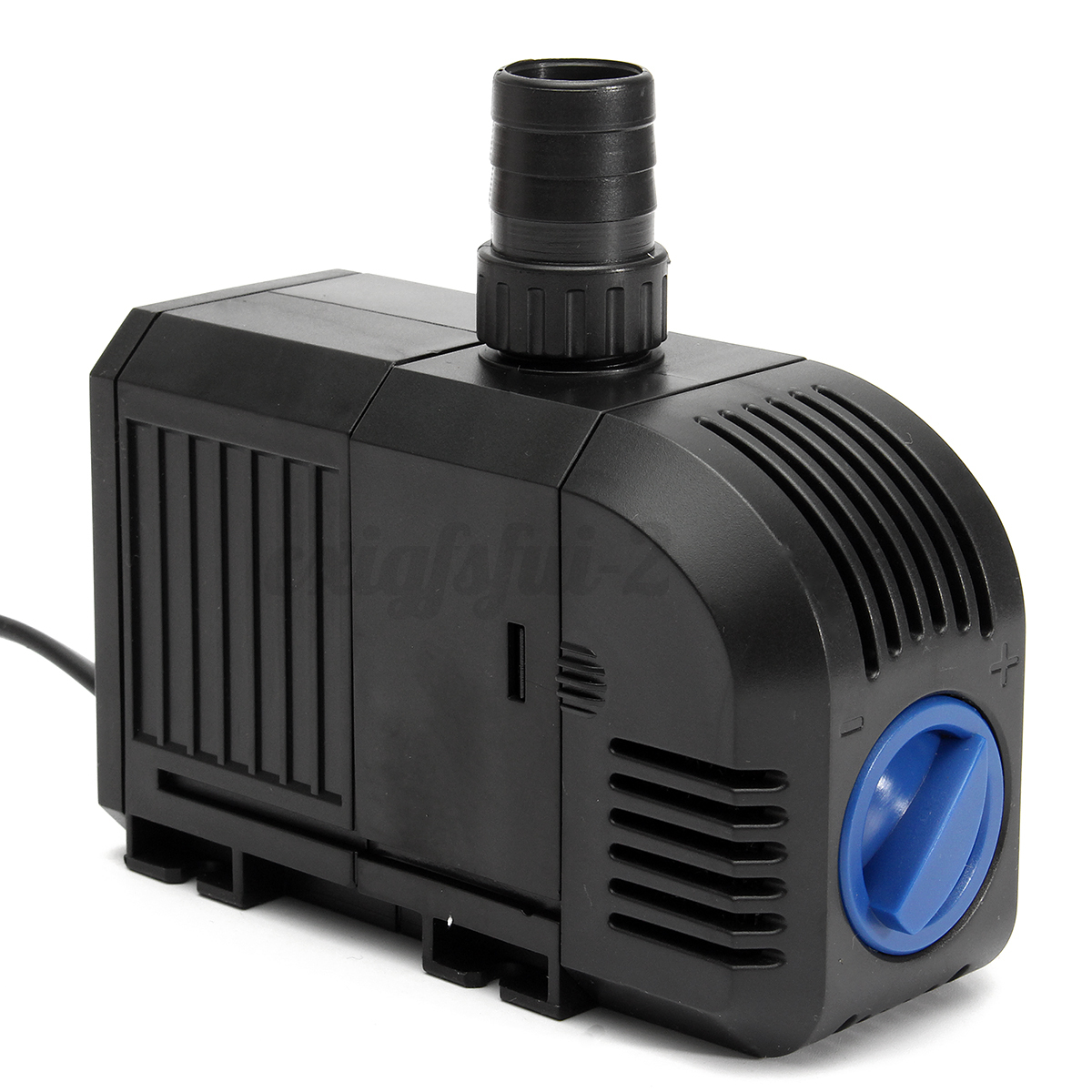 Aquarium fish tank pond water pump filter oxygen aerator for Fish pond pumps and filters