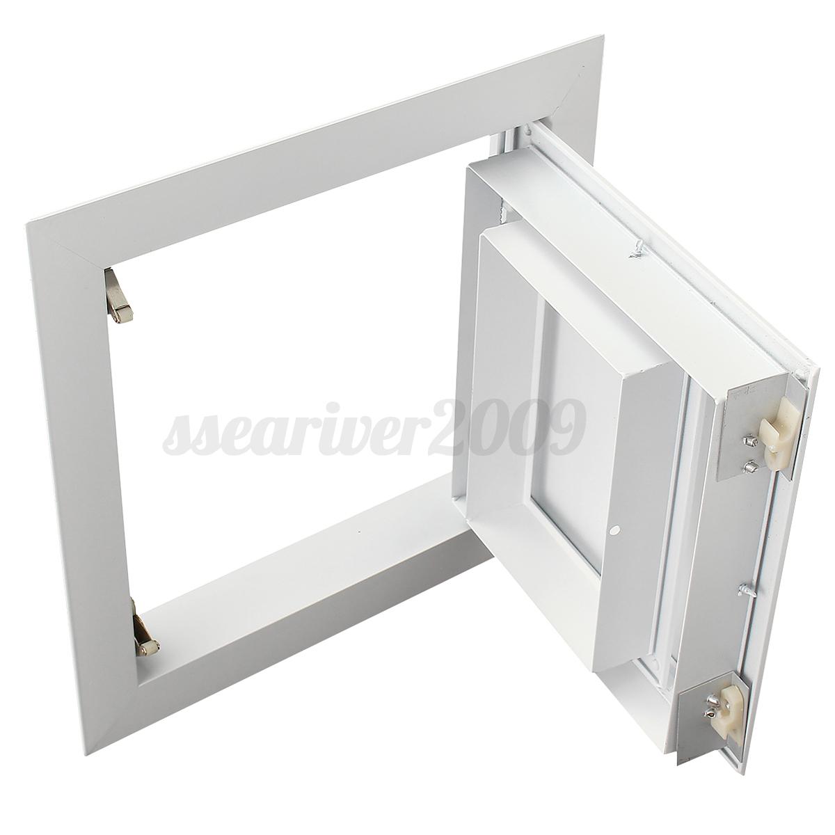 Aluminum Access Doors : Aluminum alloy access panel inspection revision door