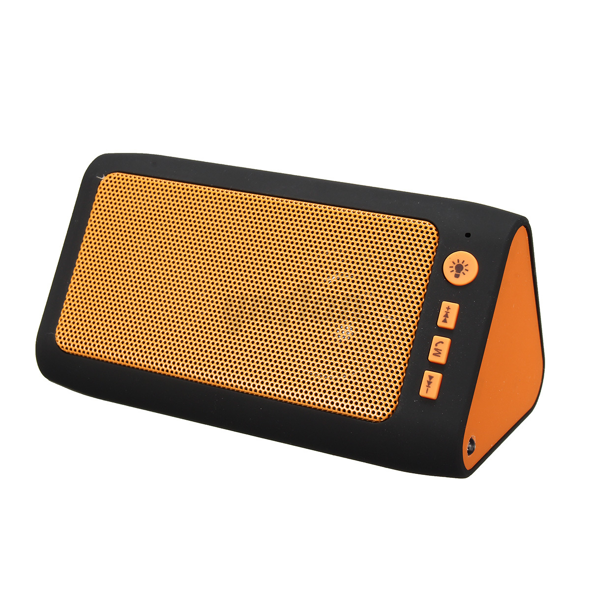 DC 5V Portable LED Wireless Bluetooth Stereo FM Speaker
