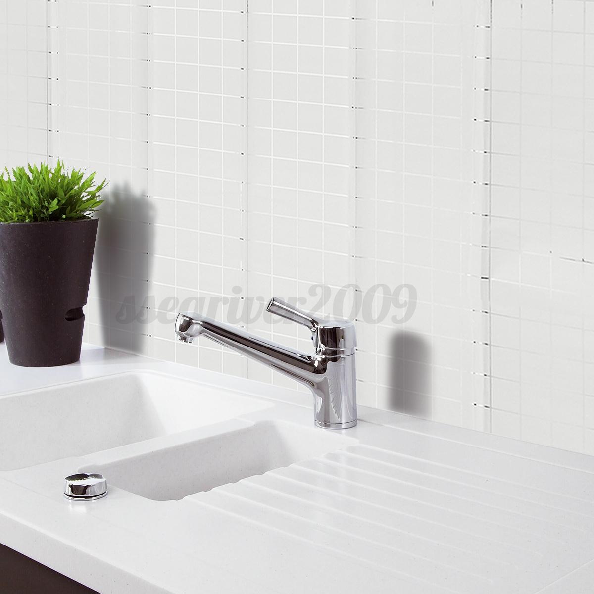 Selfadhesive 3d Mosaic Wall Paper Sticker Tile Floor