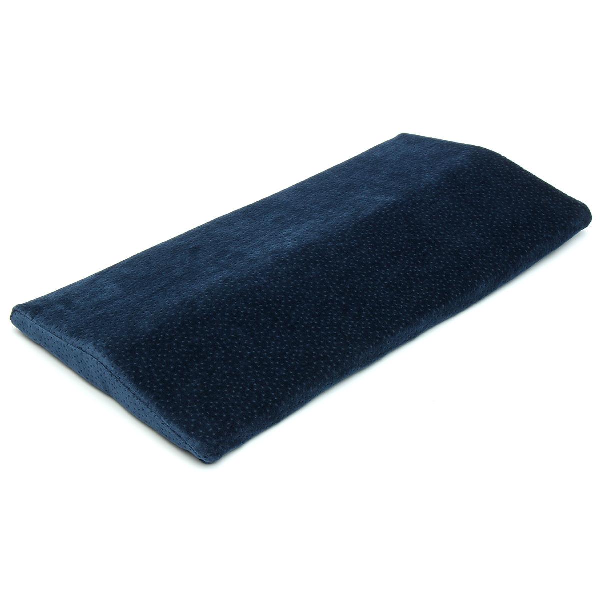 Memory Foam Lumbar Pillow Sleeping Waist Back Support