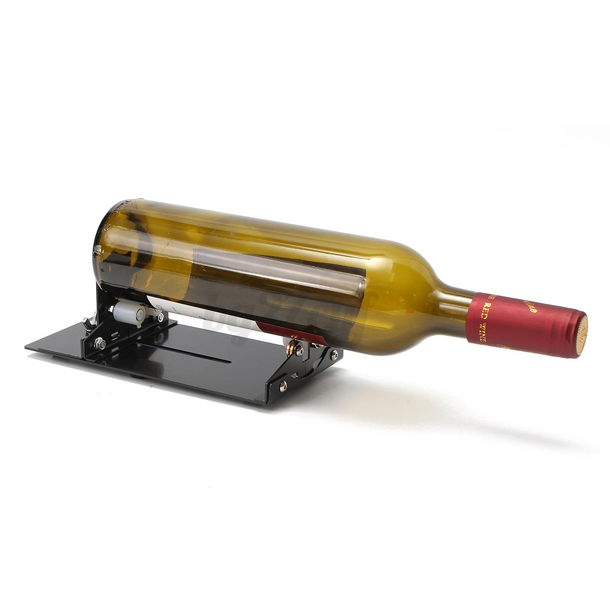 Glass diy bottle cutter wine bottles jar cutting machine for Glass cutter for wine bottles