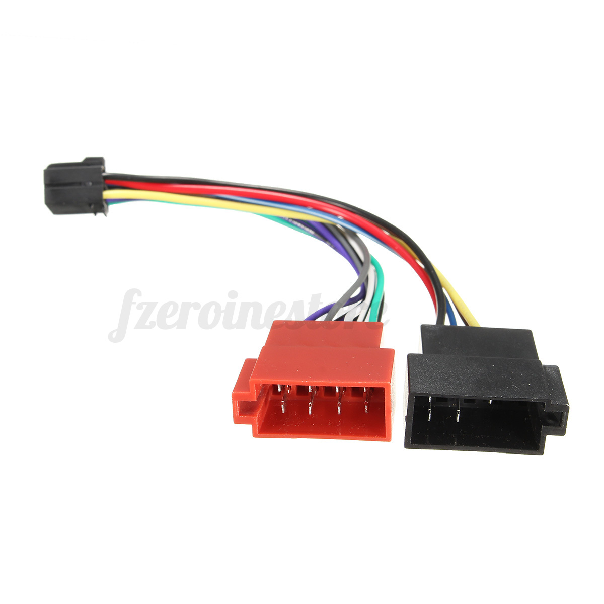 W208 Radio Wiring Adapter Factory Harness To Aftermarket Stereo Ebay