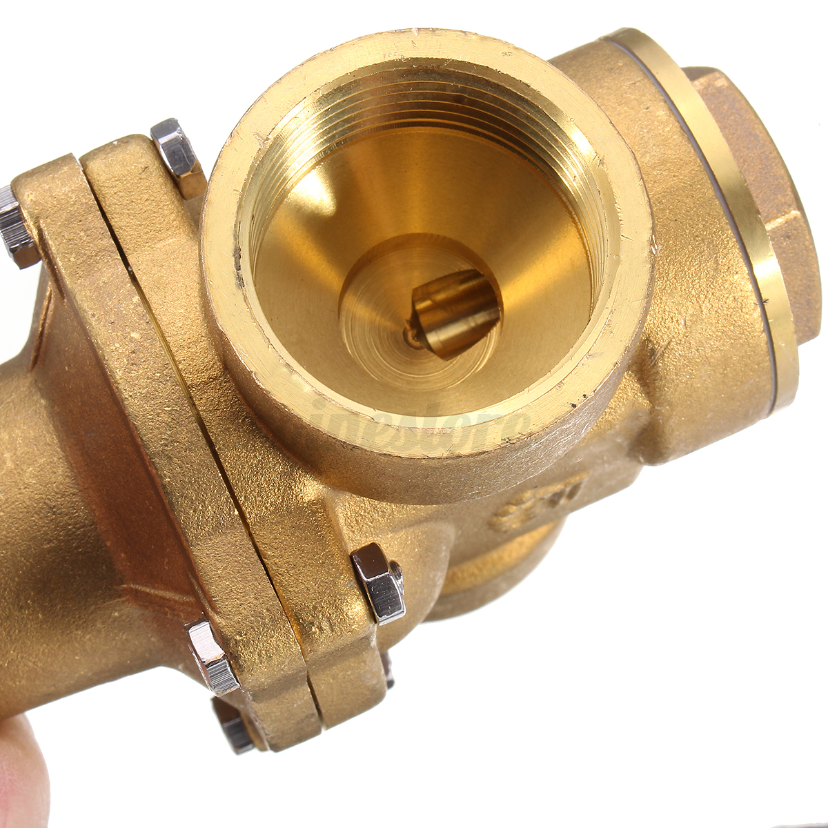 3 4 39 39 adjustable brass water pressure reducing valve regulator dn15 dn20 dn25 ebay. Black Bedroom Furniture Sets. Home Design Ideas
