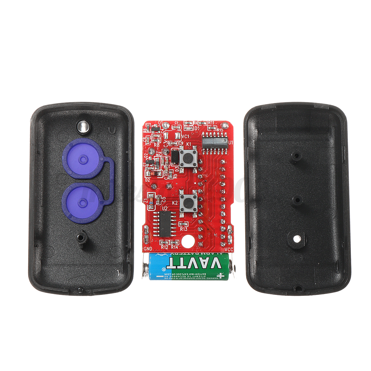 For merlin m compatible garage door remote control